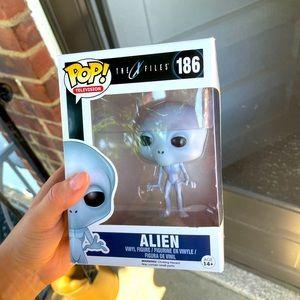 The X-Files alien funko pop
